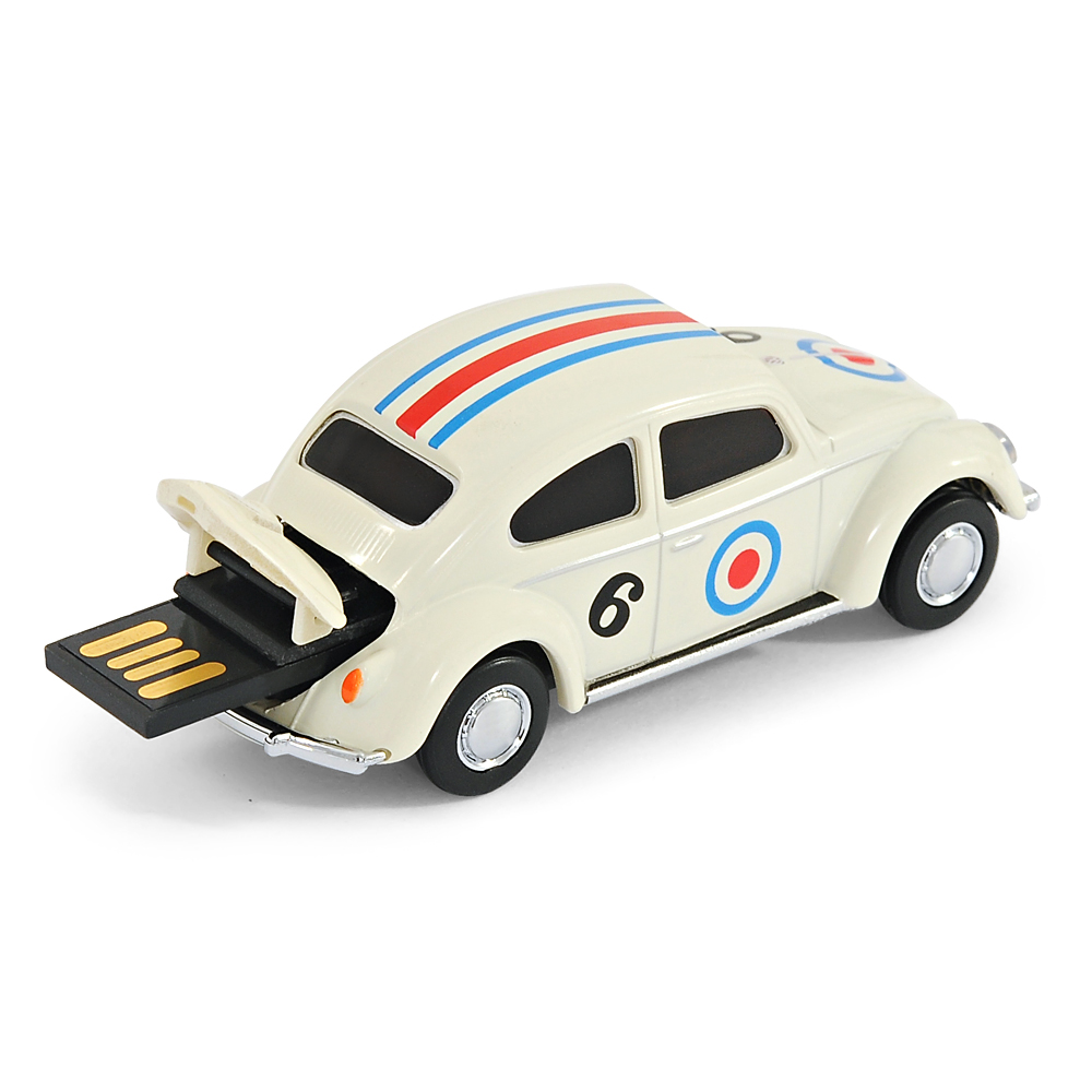 official classic vw beetle car usb memory stick 8gb. Black Bedroom Furniture Sets. Home Design Ideas