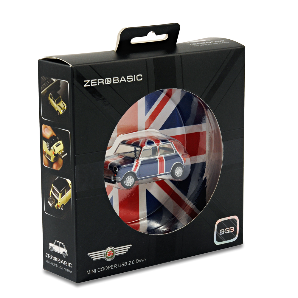 classique mini cooper cl m moire usb voiture 8gb bleu pavilion union jack ebay. Black Bedroom Furniture Sets. Home Design Ideas