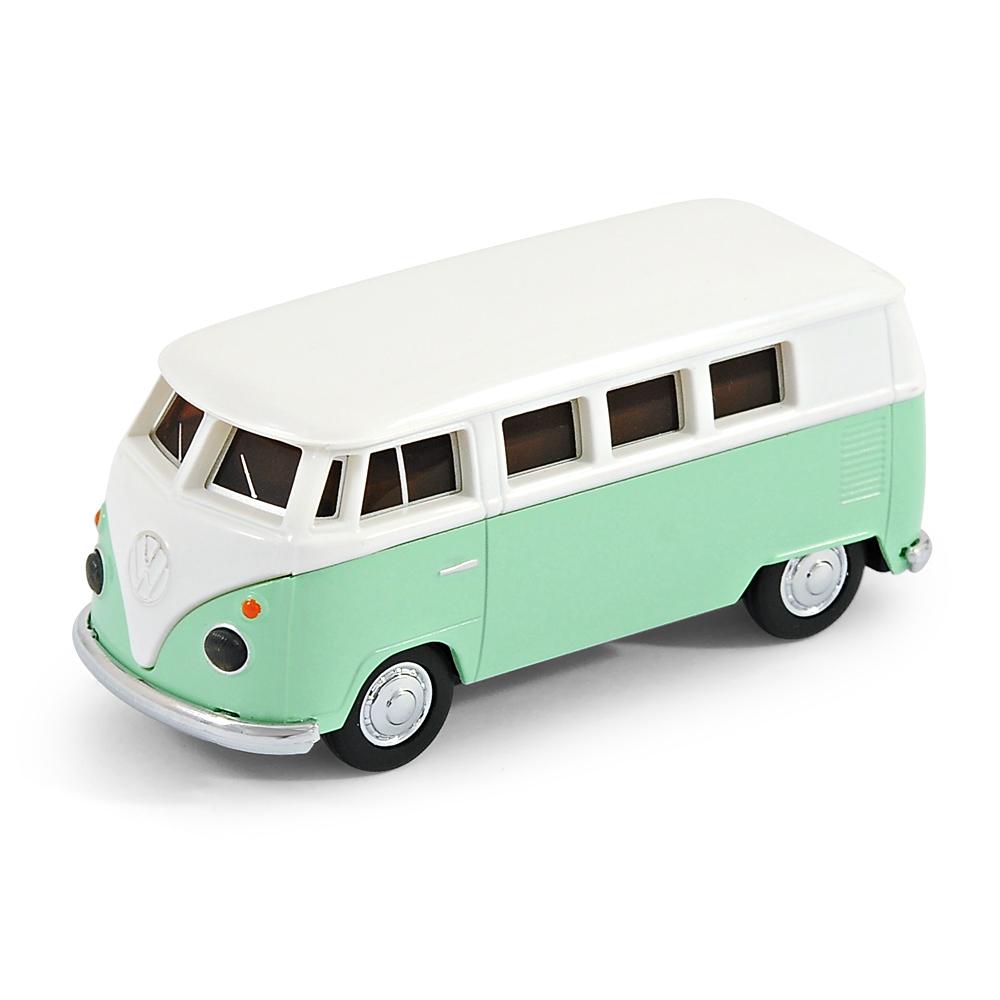 official vw camper van bus usb memory stick 8gb green ebay. Black Bedroom Furniture Sets. Home Design Ideas