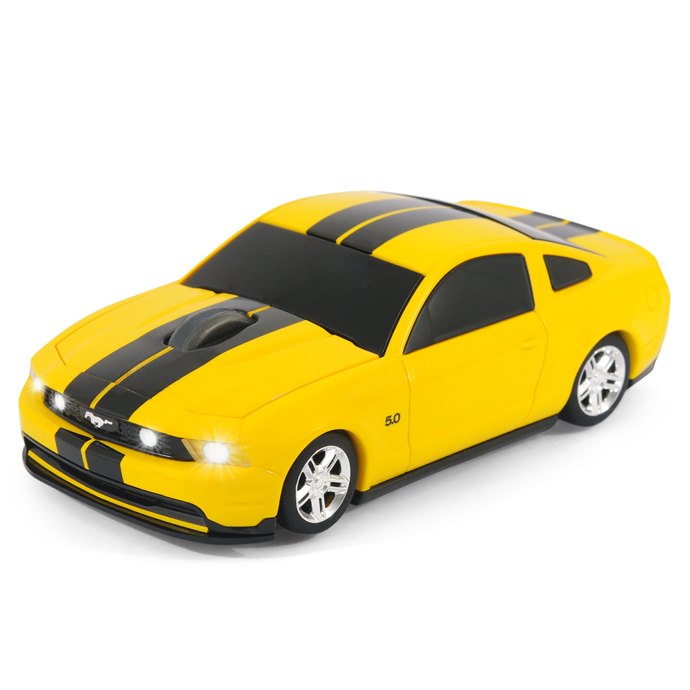 Road Mice Ford Mustang Gt Car Wireless Computer Mouse