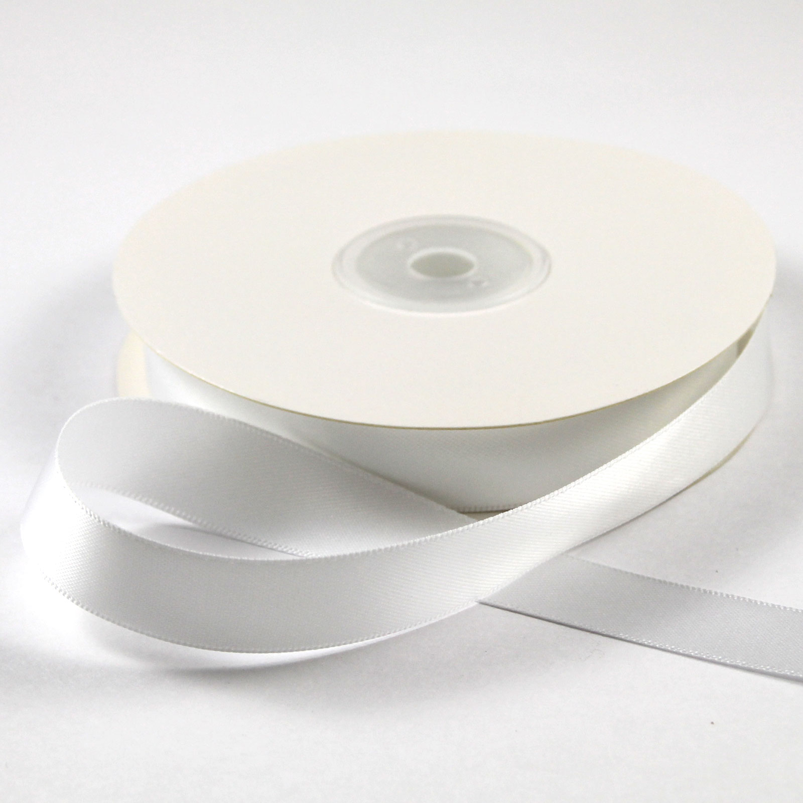 25-Metres-DOUBLE-FACED-Sided-SATIN-RIBBON-Reels-10mm-3-8-Many-Colours