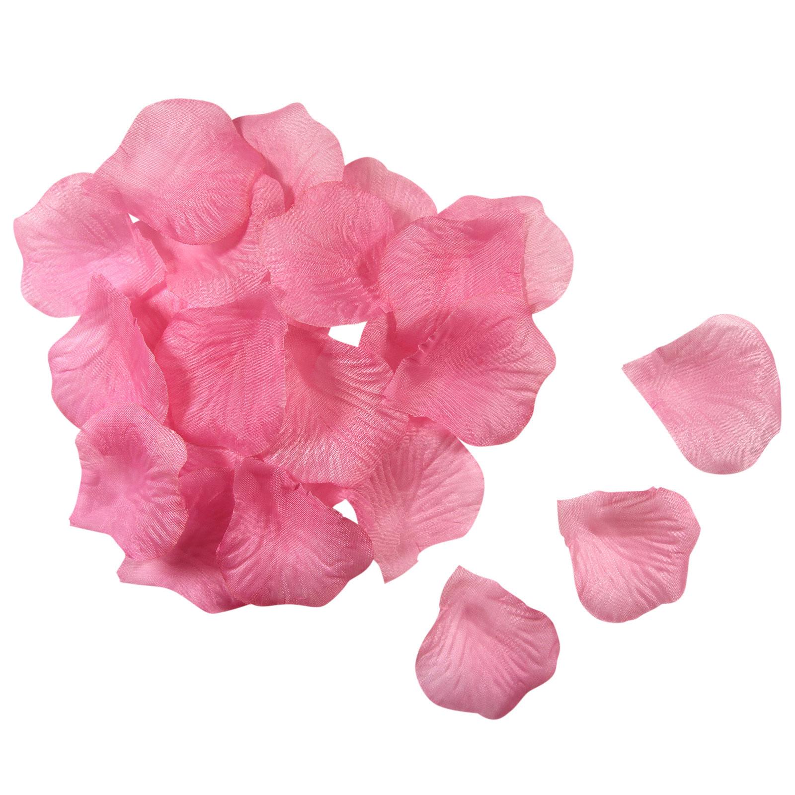 100 to 2000 silk rose petals wedding celebration. Black Bedroom Furniture Sets. Home Design Ideas