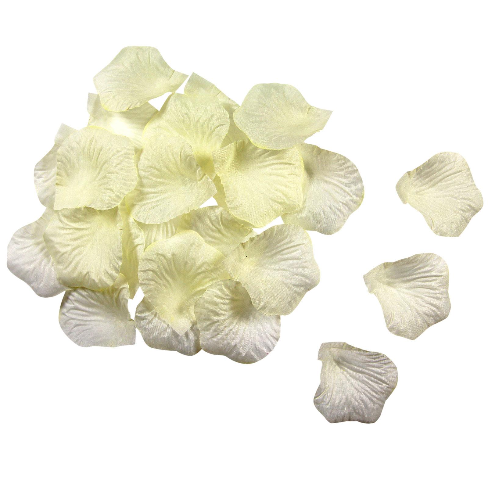 100 to 2000 silk rose petals wedding celebration decoration flower confetti ebay. Black Bedroom Furniture Sets. Home Design Ideas