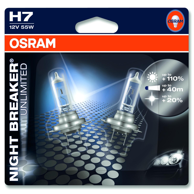 osram night breaker unlimited car bulbs h1 h3 h4 h7 h11 hb3 hb4 fittings here picclick uk. Black Bedroom Furniture Sets. Home Design Ideas