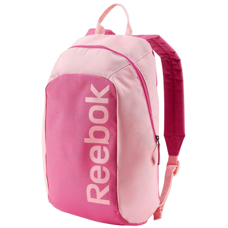 reebok kids junior childrens back to school backpack