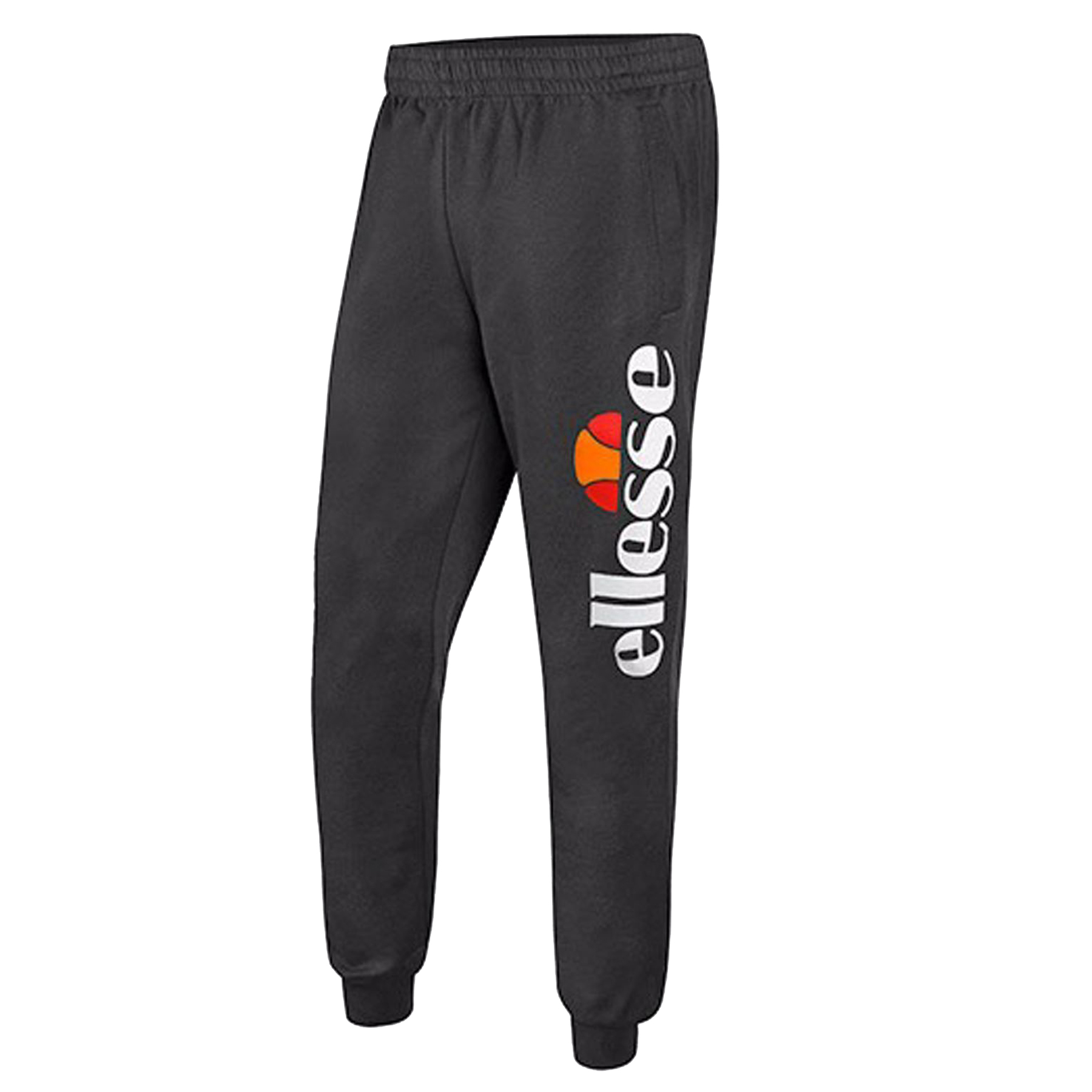 ellesse mens fleece sweat track pants tracksuit jogging bottoms new ebay. Black Bedroom Furniture Sets. Home Design Ideas