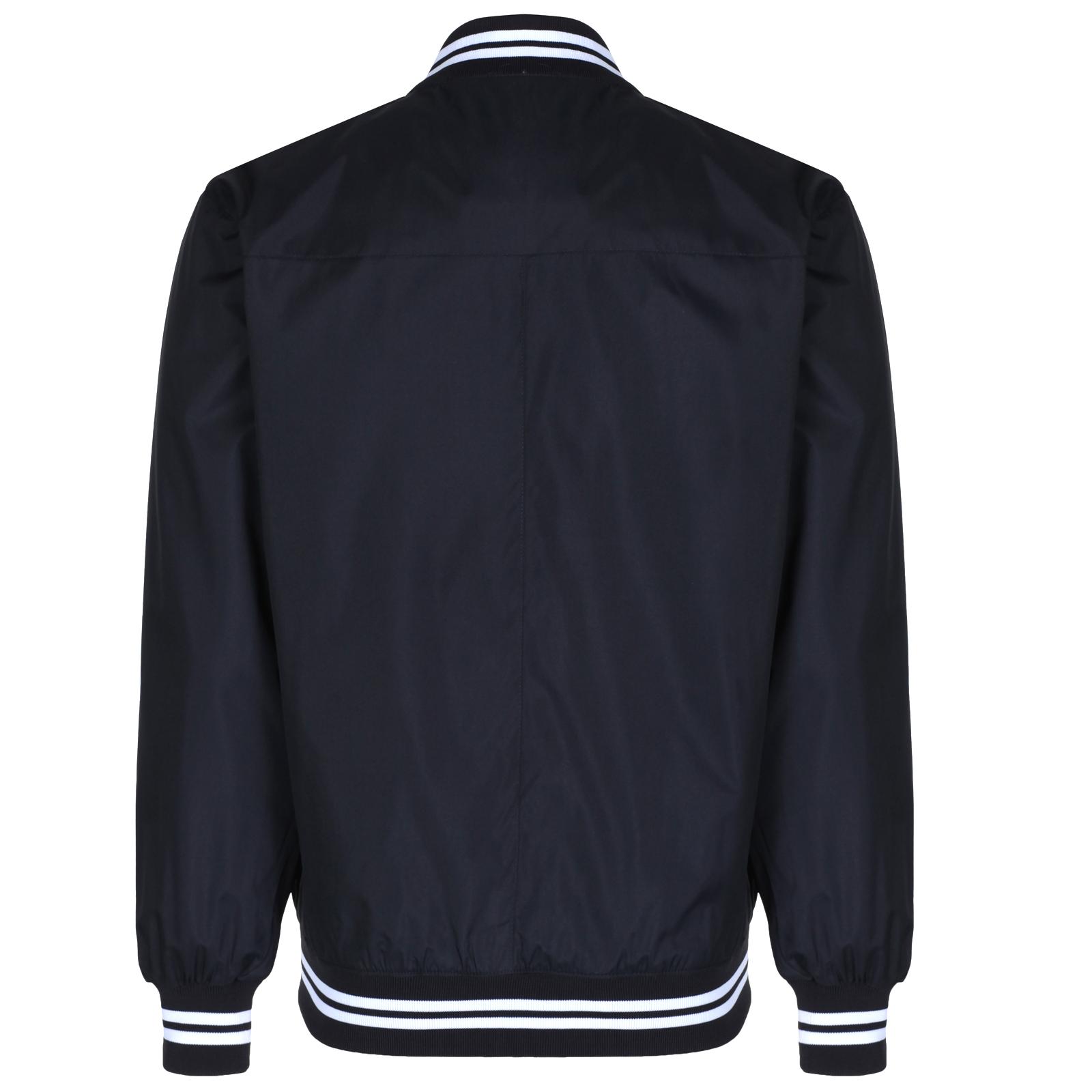 Soul Star Mens Retro Bomber Jacket Varsity College Coat Track Top