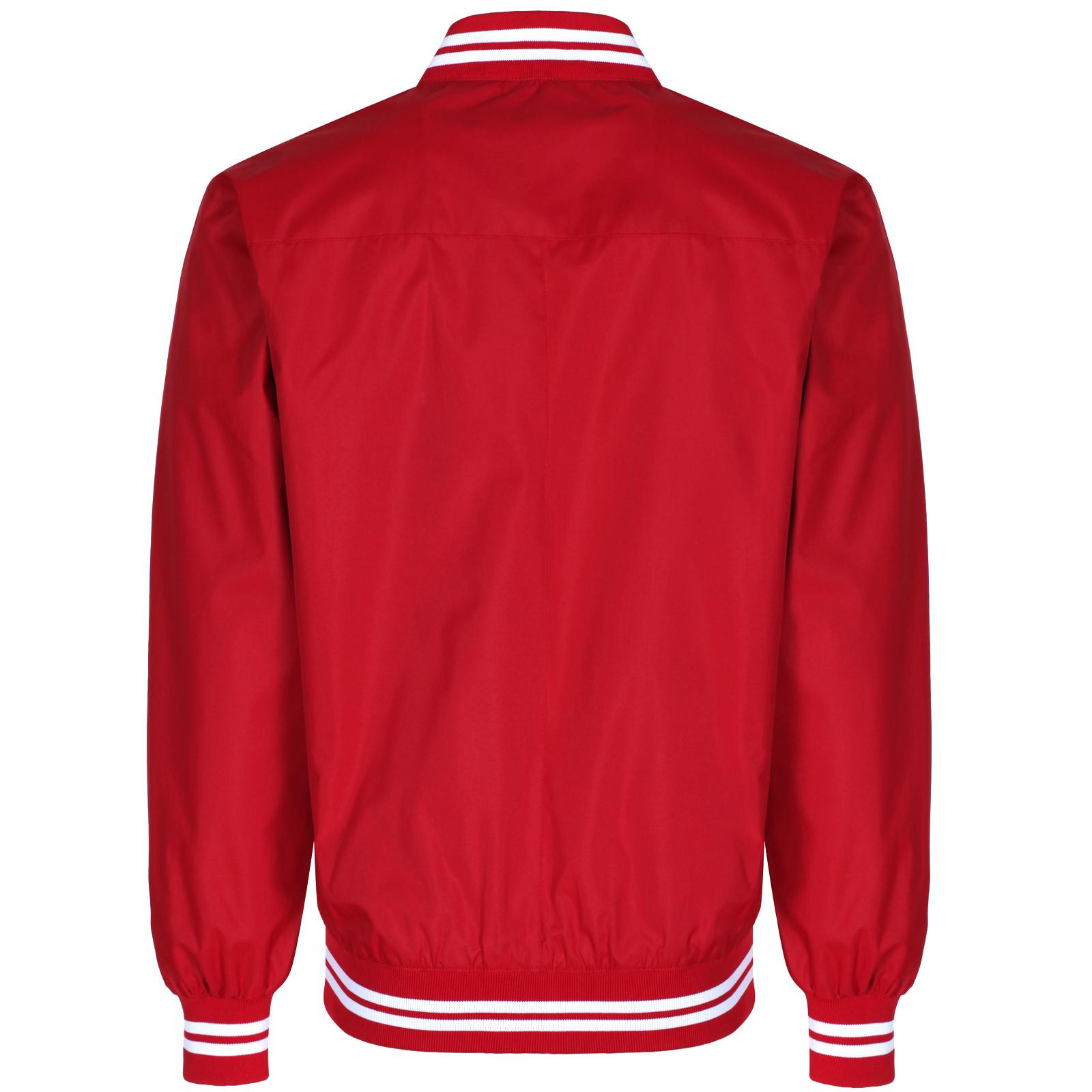 Soul Star Mens Retro Bomber Jacket Varsity College Coat Track Top ...