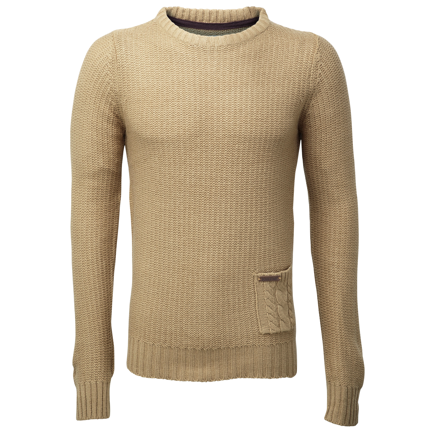 Soul Star Mens Knitted Crew Neck Jumper Pullover Sweater Top New Ebay