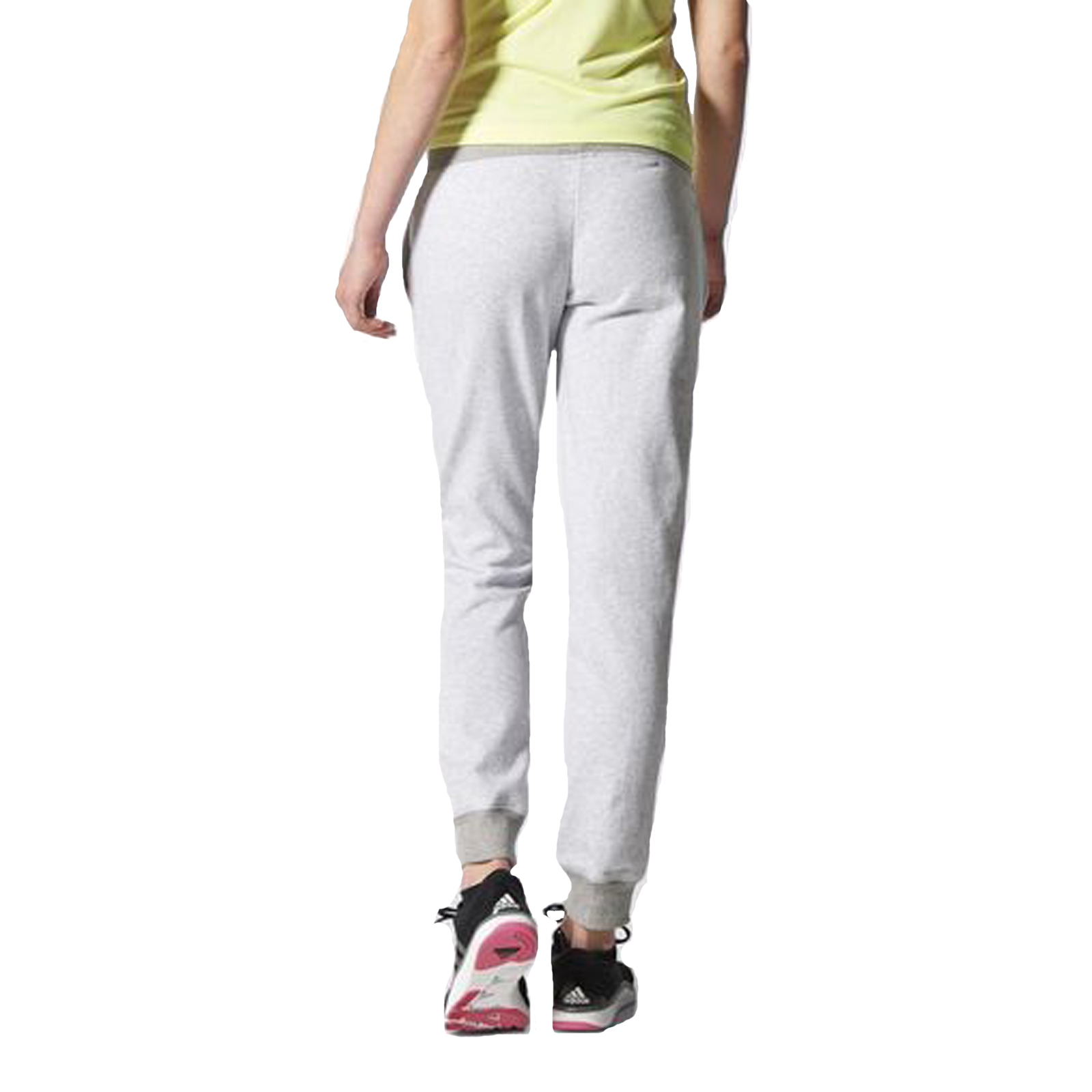 New Adidas Outdoor Ultimate Fleece Joggers (For Women) - Save 44%
