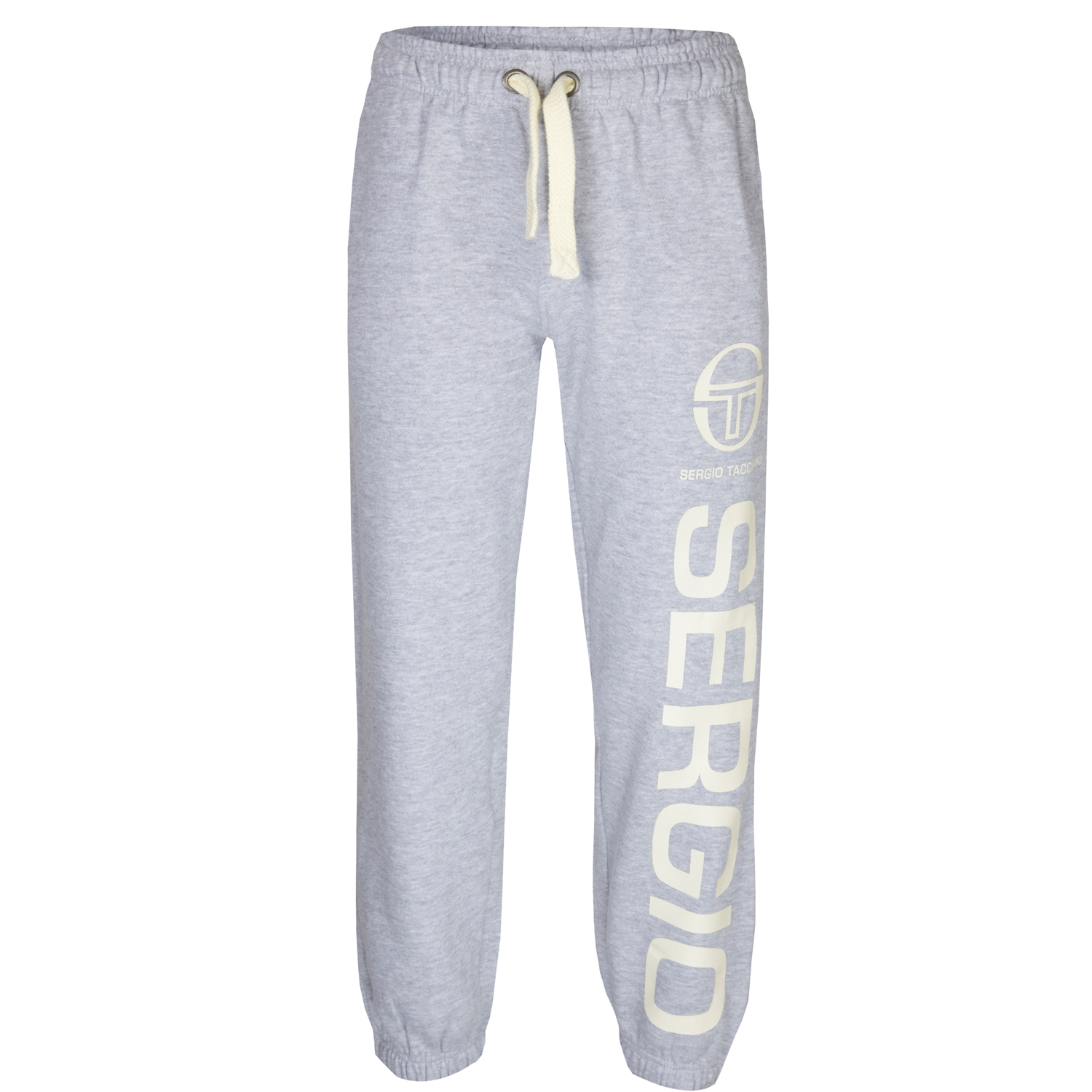Sergio Tacchini Mens Fleece Tracksuit Jogging Bottoms Sweatpants New
