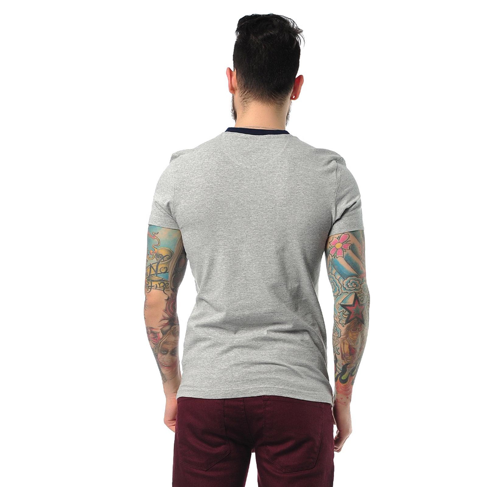 Adidas Originals Mens Trefoil Logo Med T Shirt Short