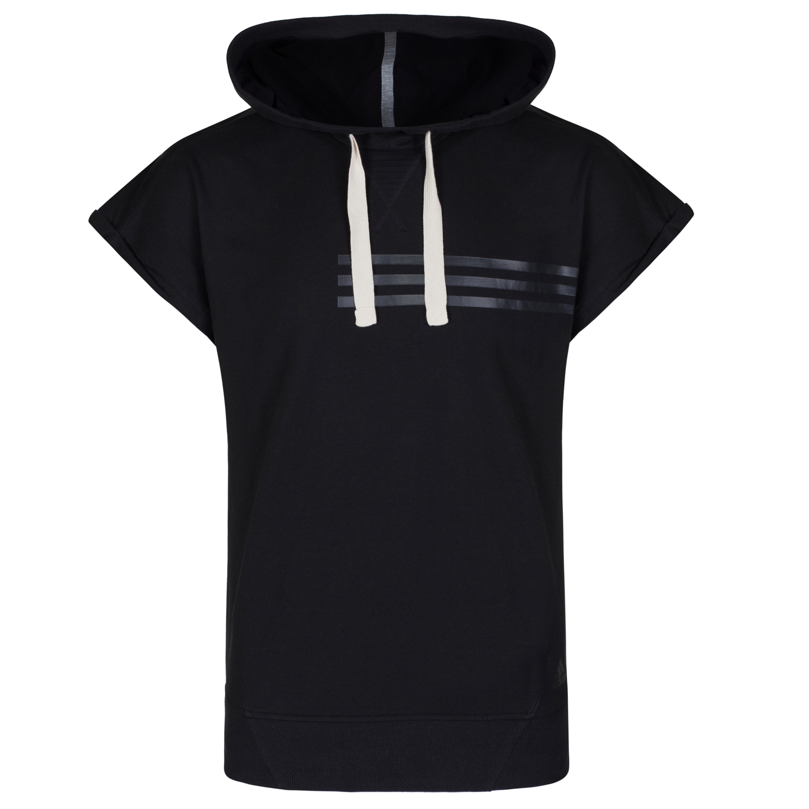 adidas Performance Mens Combat Sleeveless Hoodie Pullover Sweater ...