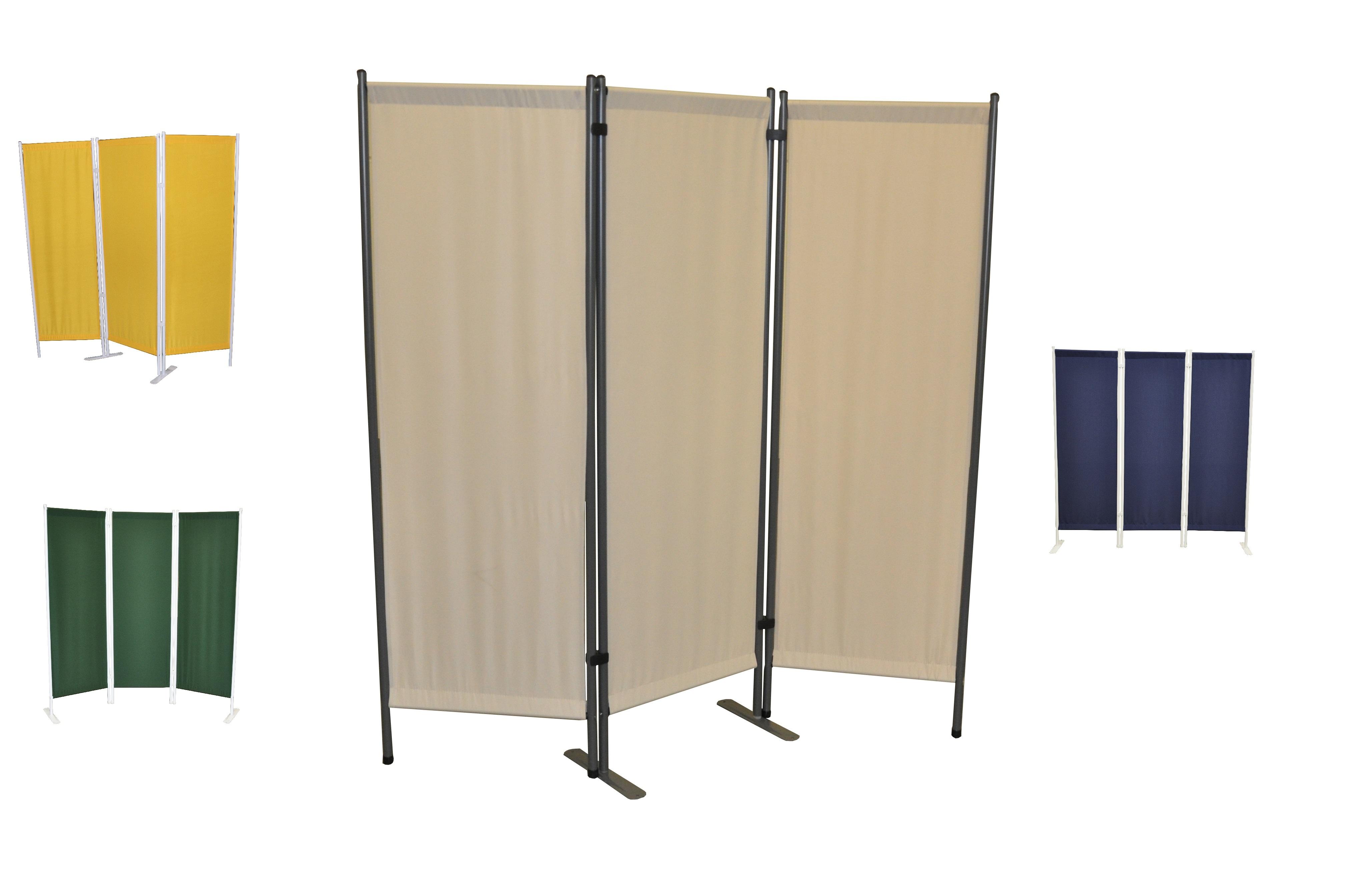 leco paravent verschiedene farben spanische wand sichtschutz markise ebay. Black Bedroom Furniture Sets. Home Design Ideas