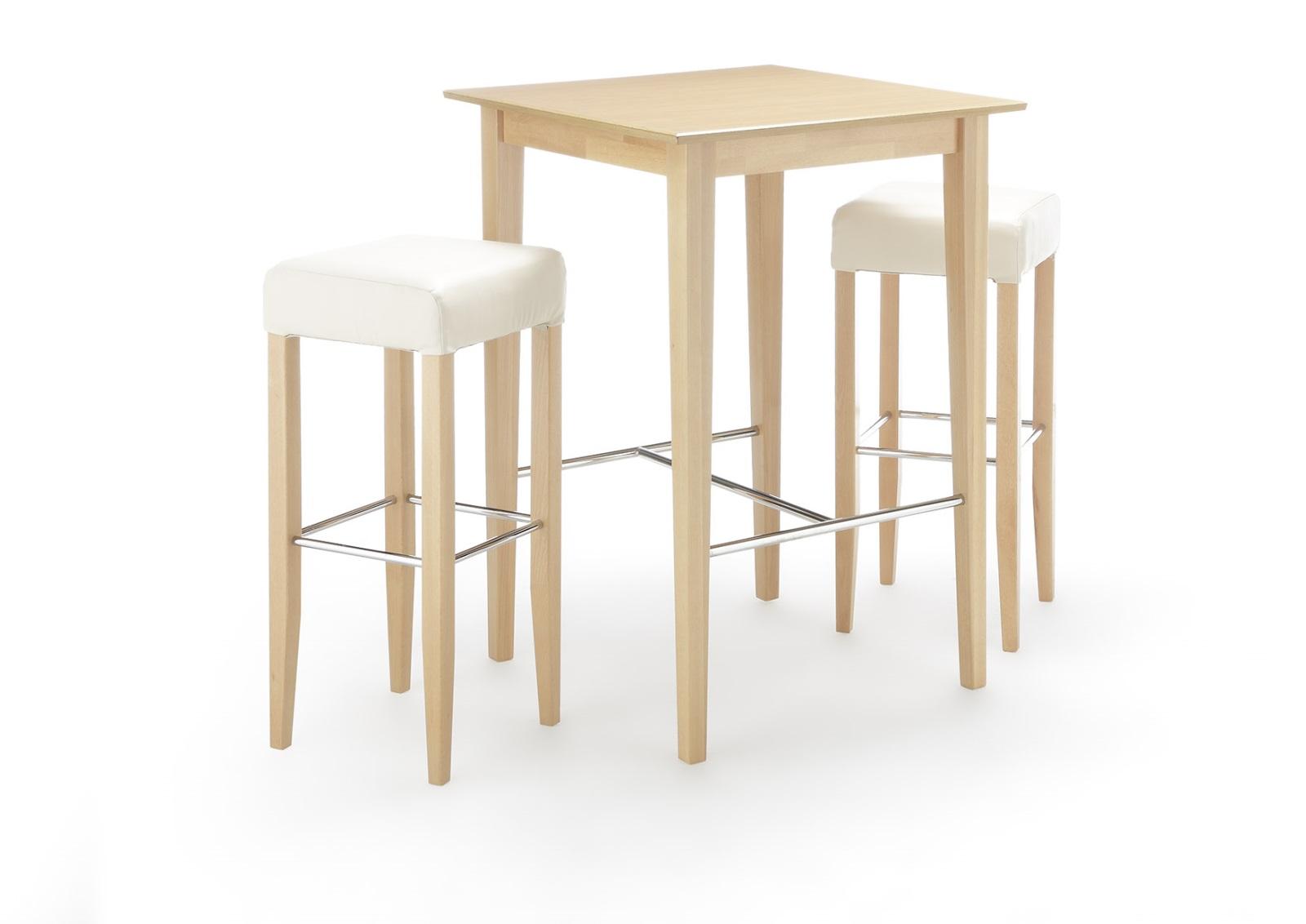 Bartisch jan stehtisch bistrotisch esstisch tisch for Bistrotisch holz
