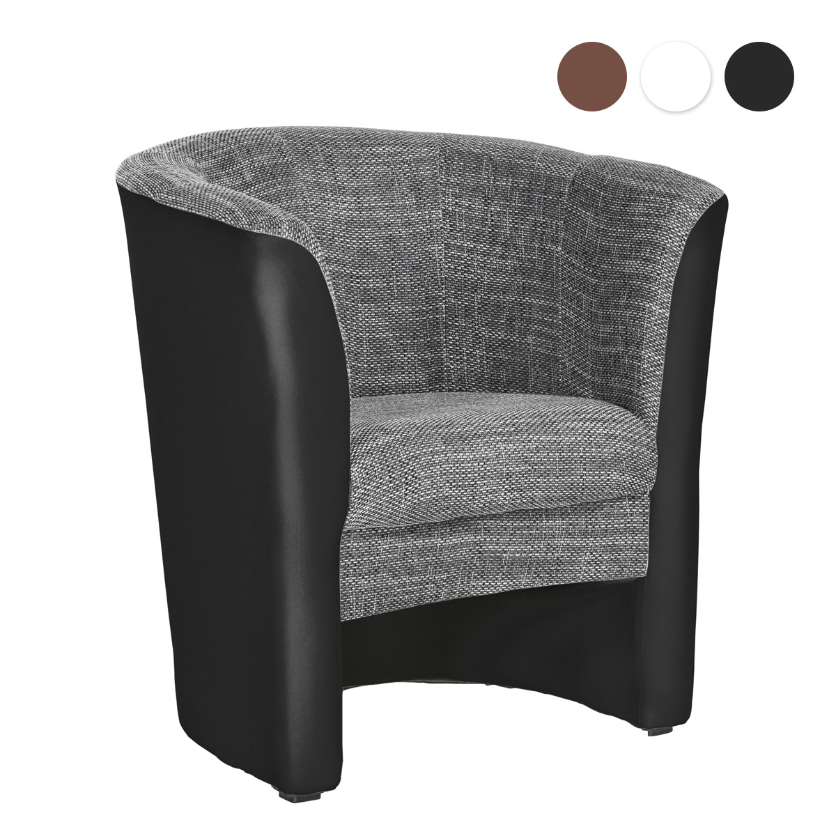 Cocktailsessel-Pepe-Webstoff-Clubsessel-Loungesessel-Sessel-Relaxsessel