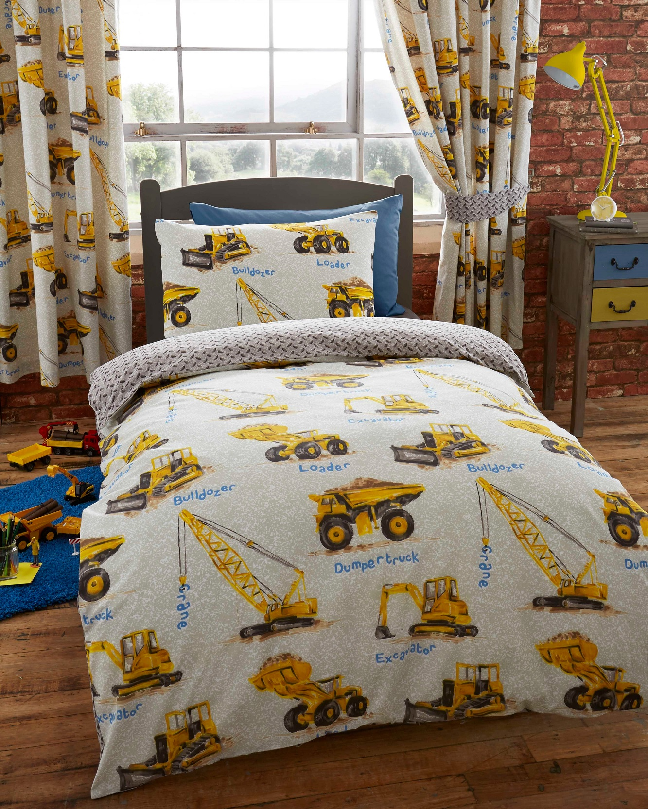 CHILDRENS KIDS QUILT DUVET COVER PILLOWCASES BEDDING SET Luxury Bedding Sets Matching Curtains