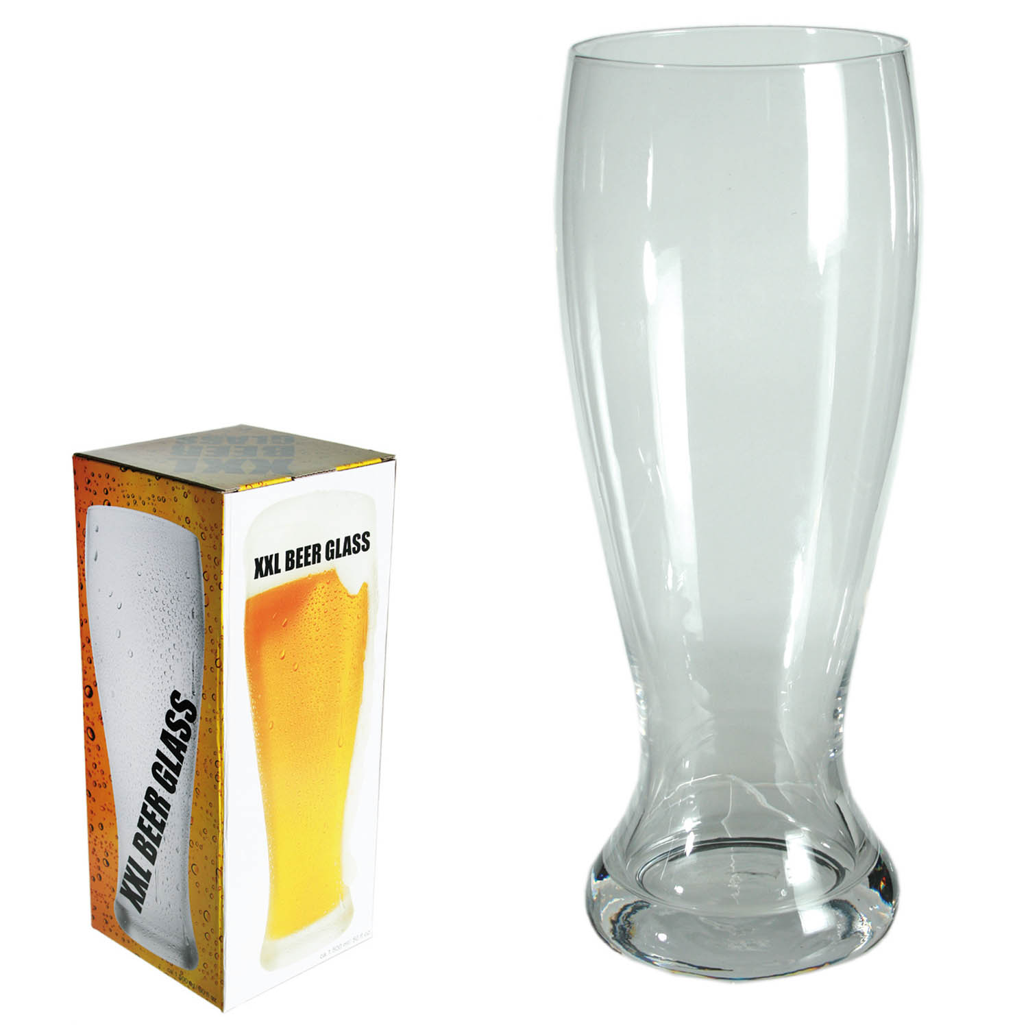 1 5 litre xxl giant clear drinking beer glass party ice cold drinks beverages ebay. Black Bedroom Furniture Sets. Home Design Ideas