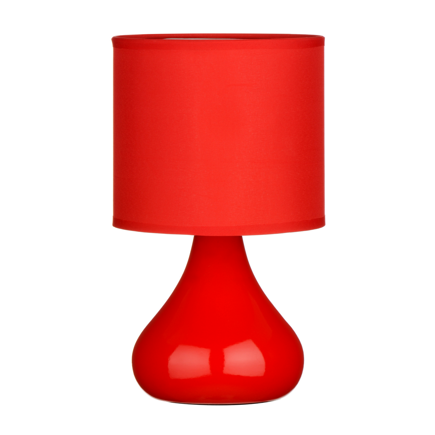 Red Ceramic Table Lamp Uk