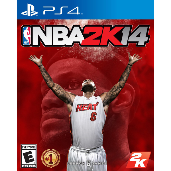 Brand-New-and-Factory-Sealed-PS4-Game-NBA-2K14