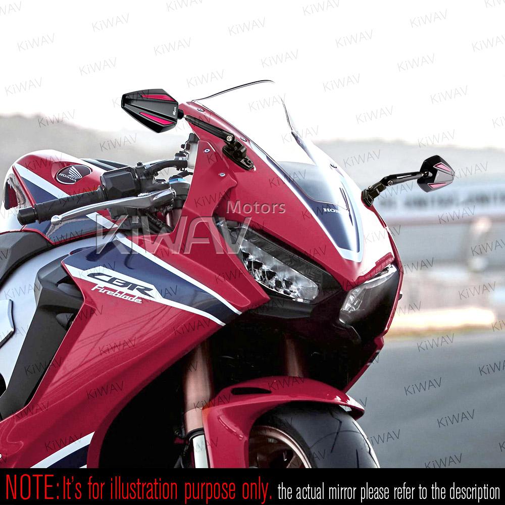 Magazi-Achilles-red-aluminum-mirrors-matte-black-base-for-Aprilia-RSV4-09