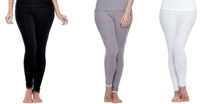 Charnos Cocoon leggins are ultimately cosy and comfy for your relaxing night in