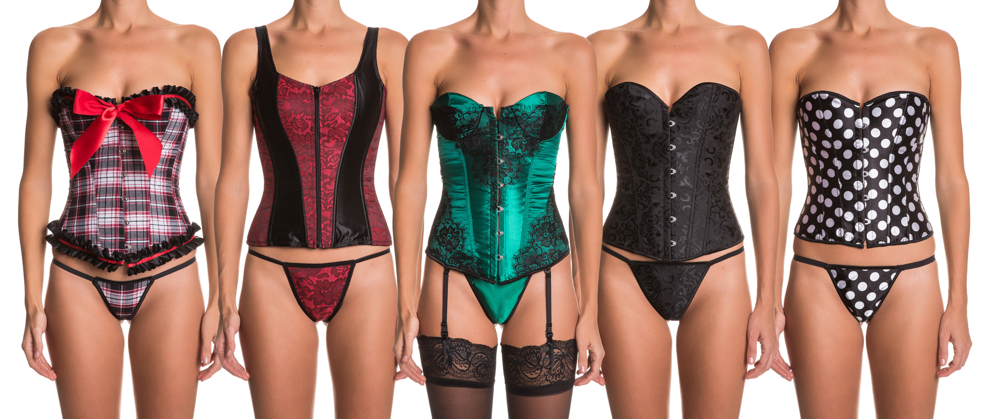 Intimax corsets are gorgeous for christmas
