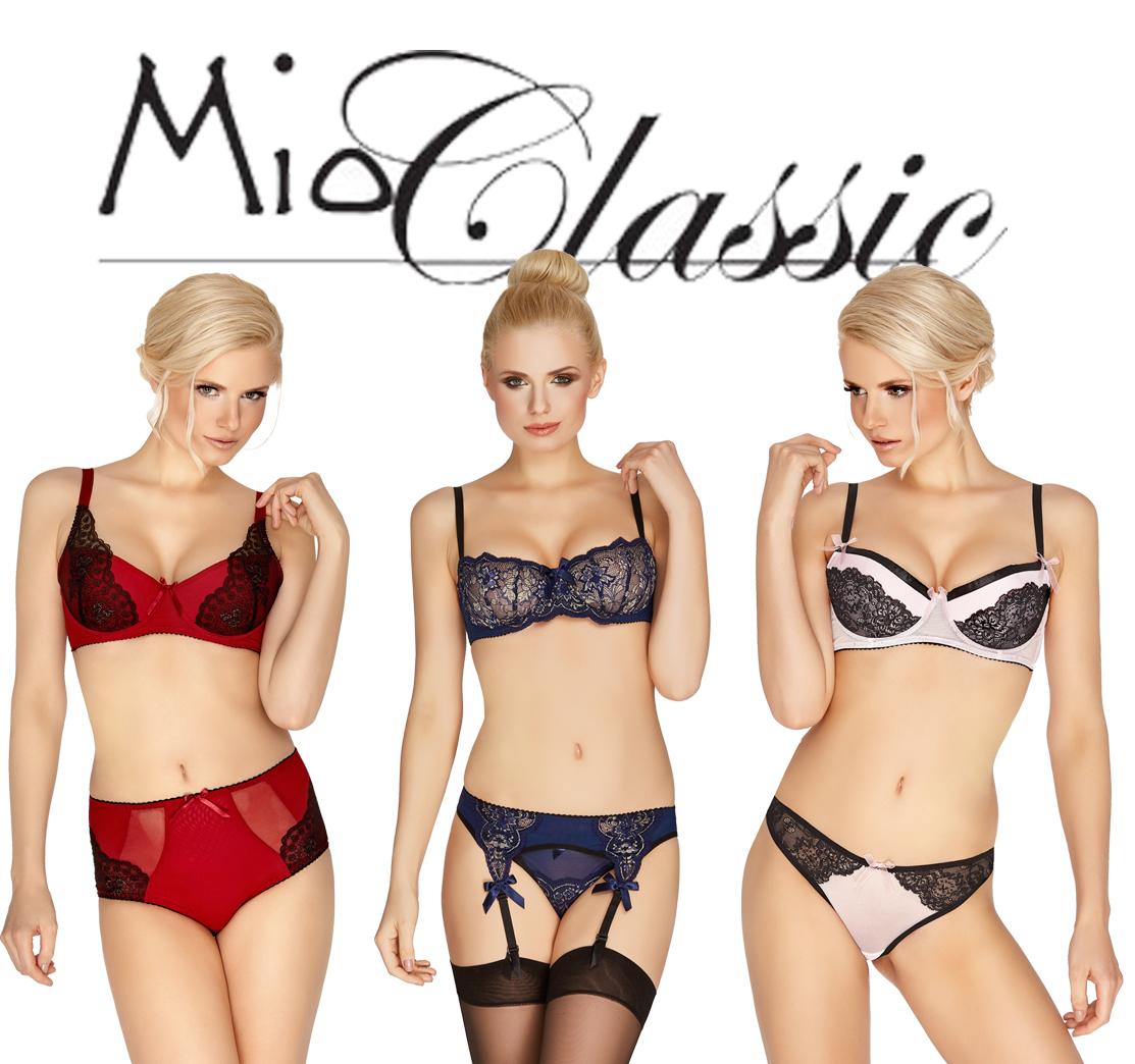 Mio Classic Lingerie from Mio Destino