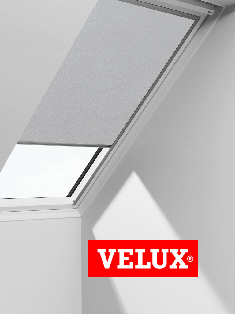 originelles velux verdunkelungsrollo f r velux dachfenster. Black Bedroom Furniture Sets. Home Design Ideas