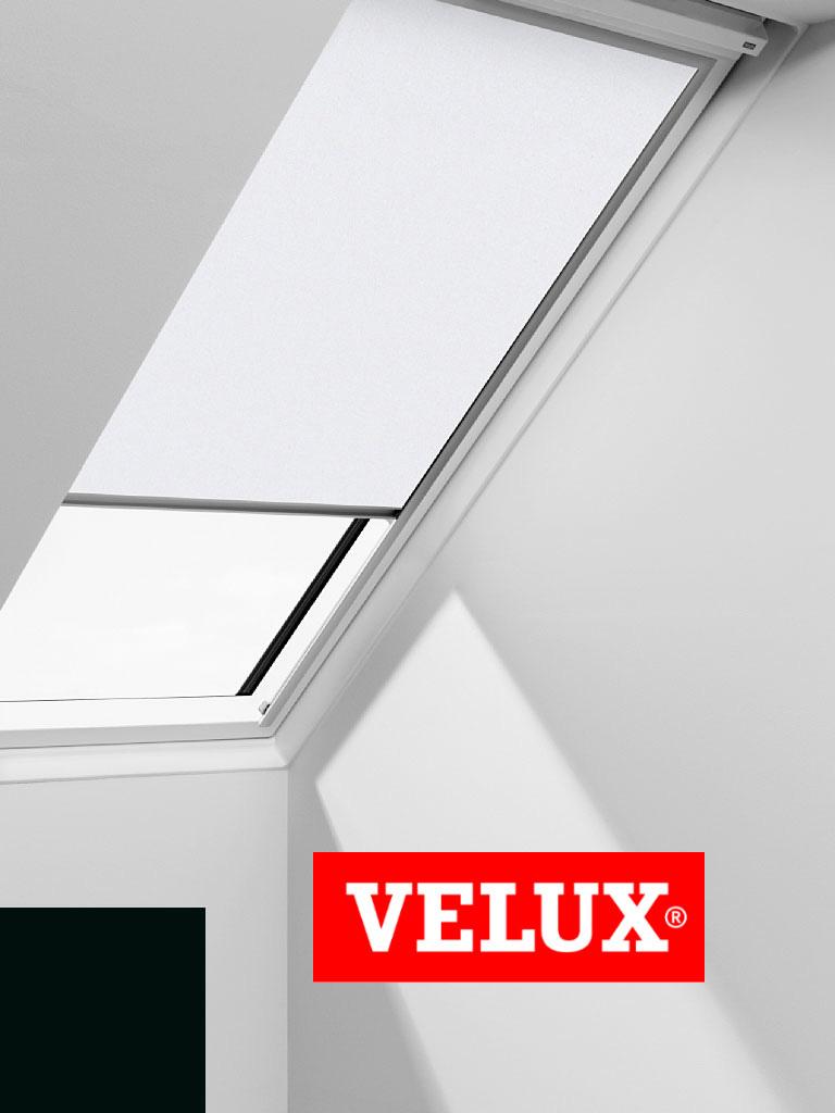 Velux roller blind quality roof skylight easyfit ebay for Blinds for velux skylights