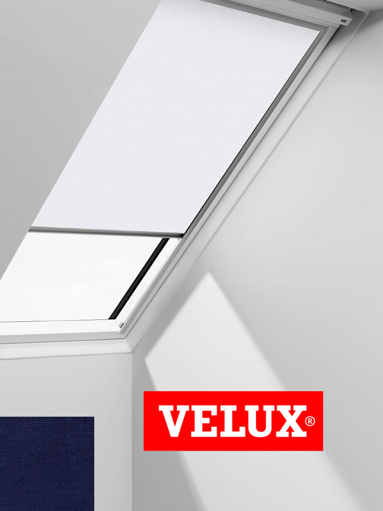 original velux sichtschutzrollos f r velux dachfenster in vielen farben ebay. Black Bedroom Furniture Sets. Home Design Ideas