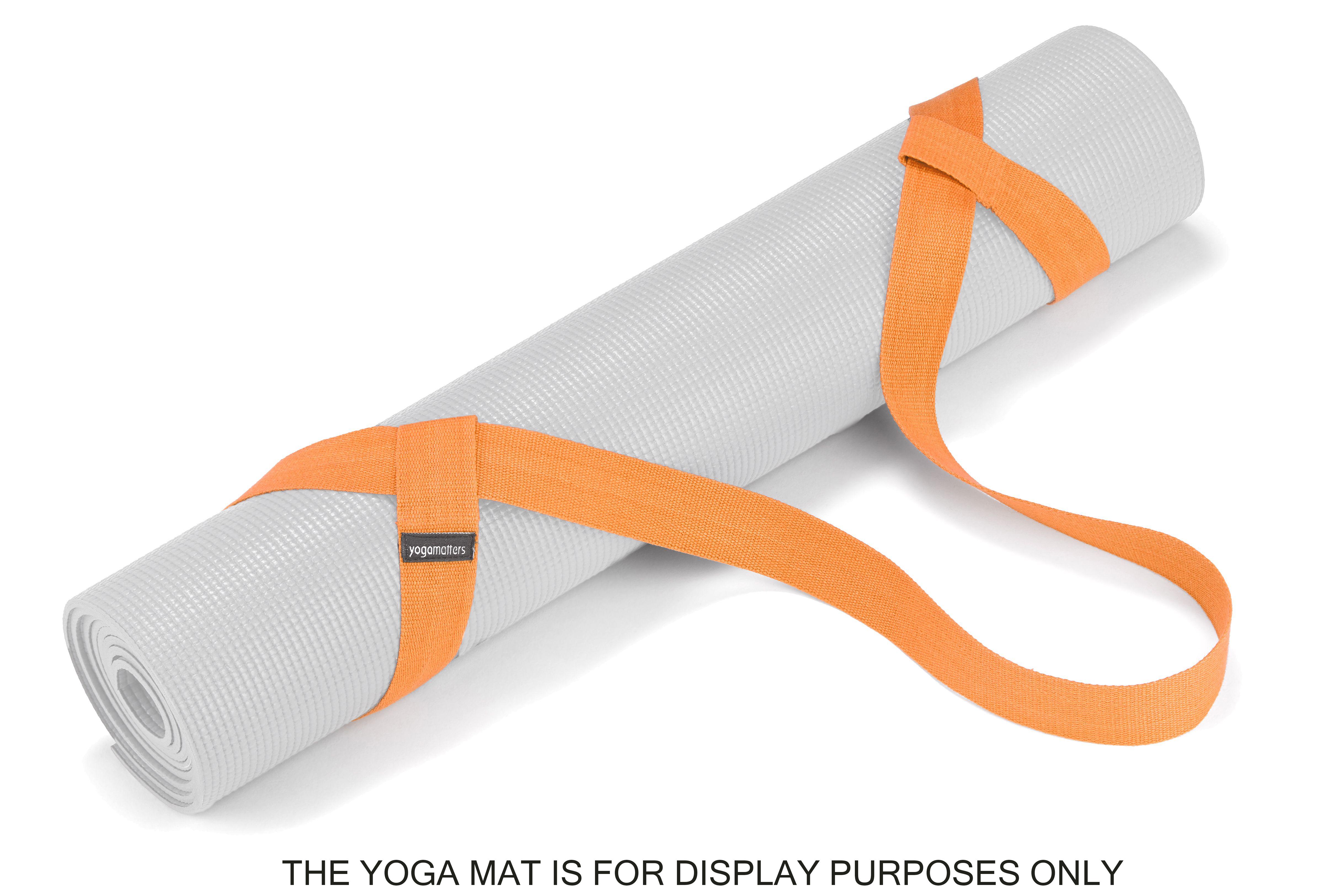 Yogamatters Yoga Mat Strap Ebay