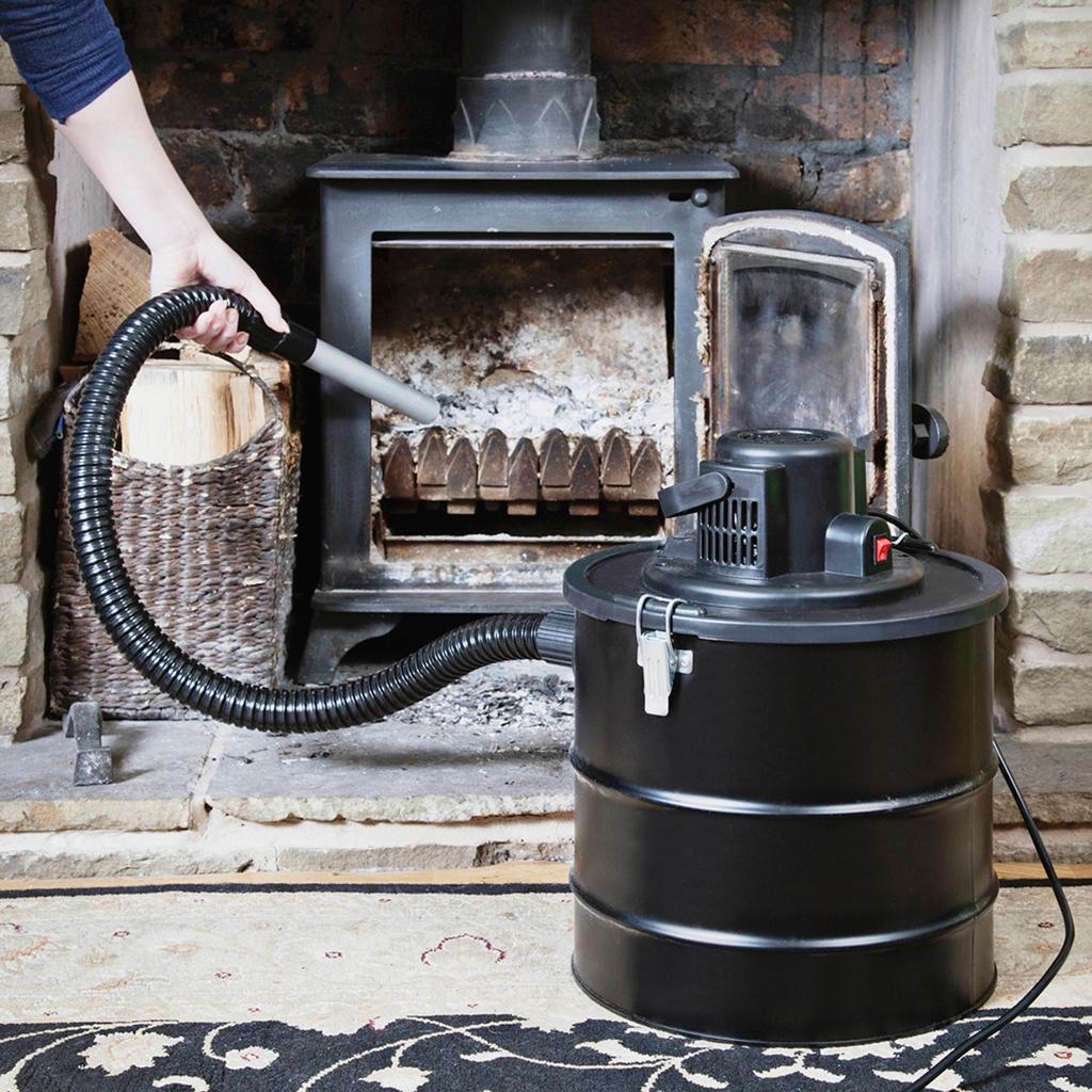 Pifco 18 Litre Hot Ash Vacuum Cleaner For Log Burner Fireplace P28017 Ebay
