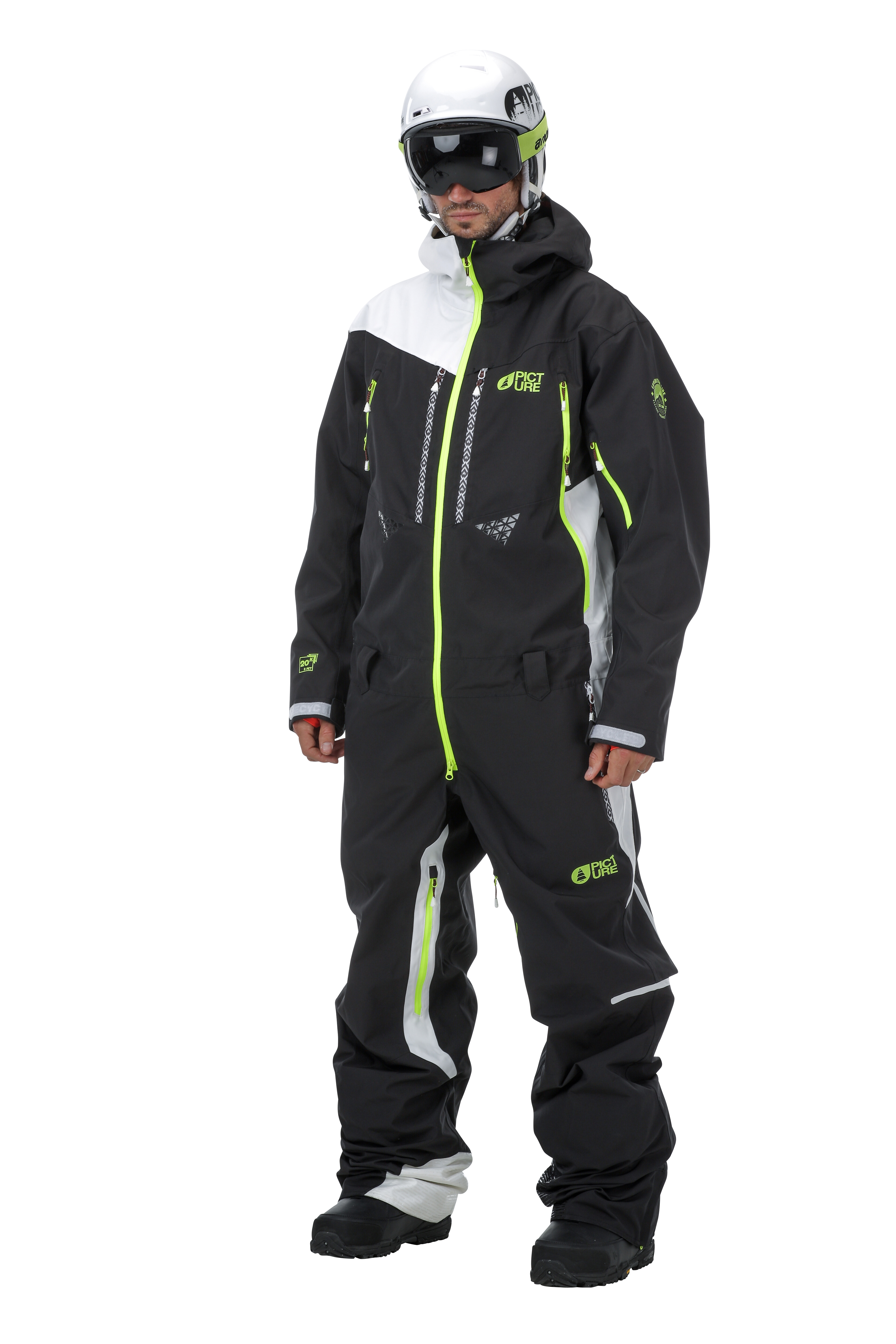 We sell one piece suits for skiing and snowboarding from big brands such as , Burton, Protest Boardwear, Four Square, K2, Nitro, Salomon, Five, Westbeach, Roxy, Dare 2 Be, and many more. We also have a wide range of childrens or junior ski and snowboard suits.