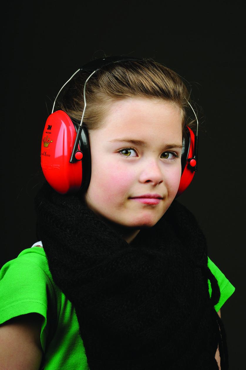 3m peltor optime kid little princess red children ear. Black Bedroom Furniture Sets. Home Design Ideas
