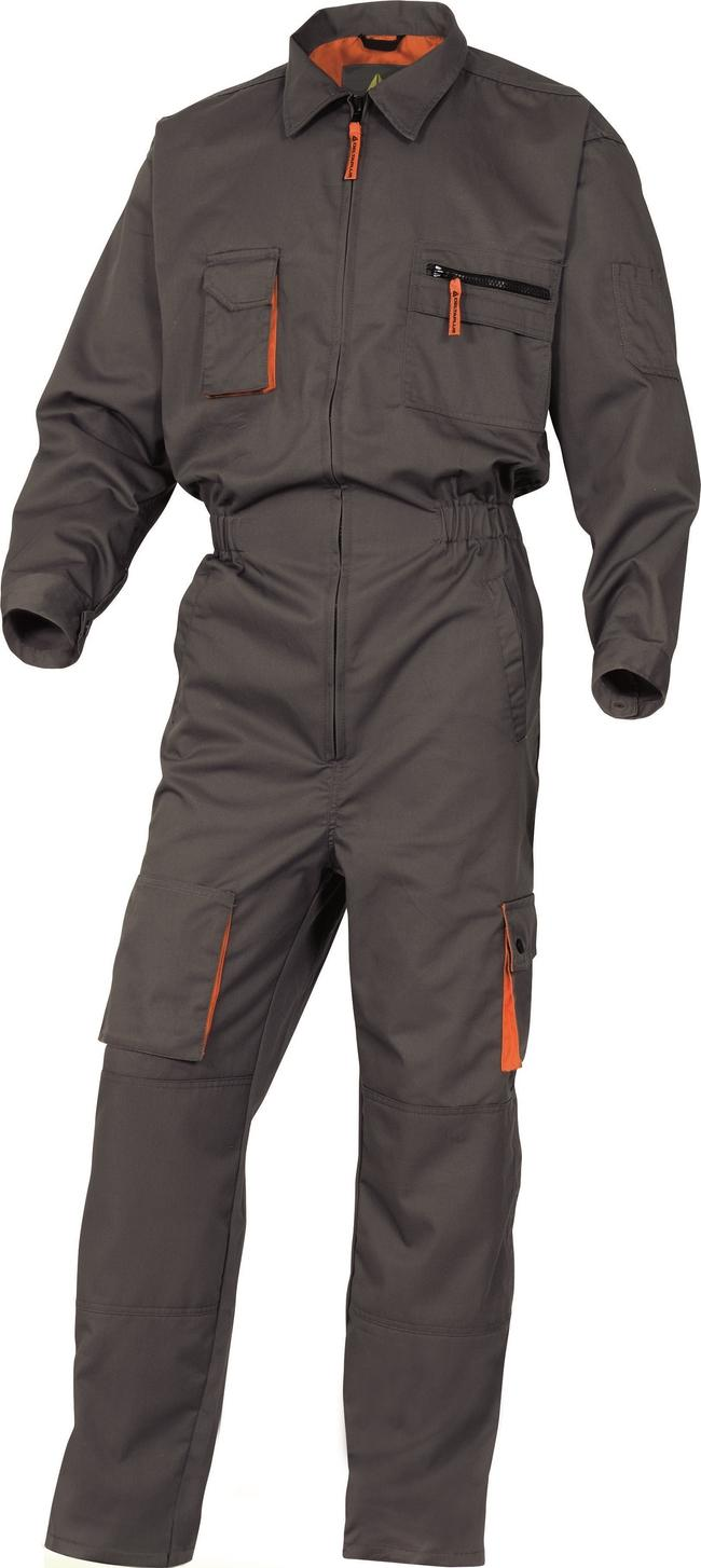 Delta Plus -  M2COM Panoply - Coveralls Overall Boilersuit - Small - XXXL