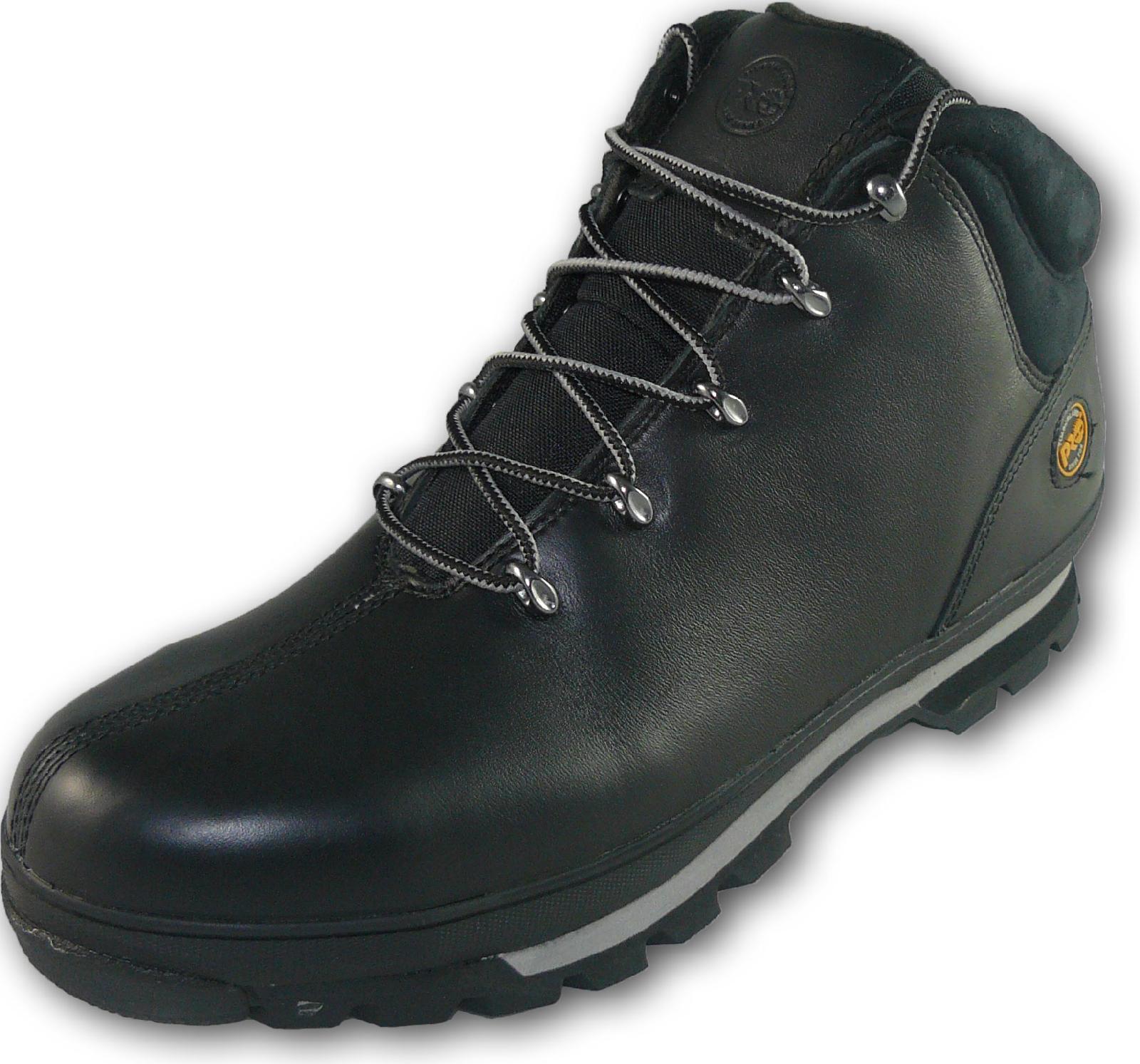 Timberland Pro Steel Toe Work Safety Boots Splitrock