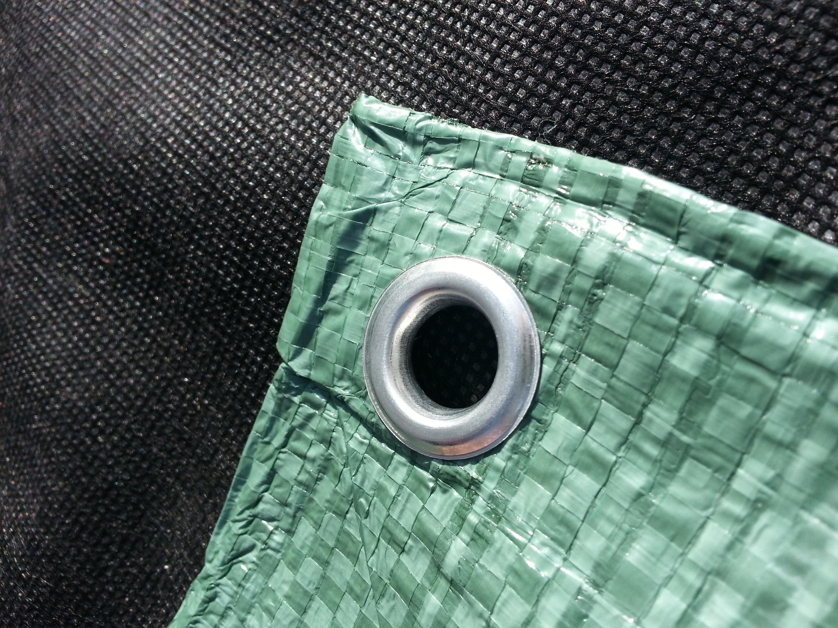 yuzet imperm ables b che couvre sol feuille l ger camping tarp conomie ebay. Black Bedroom Furniture Sets. Home Design Ideas