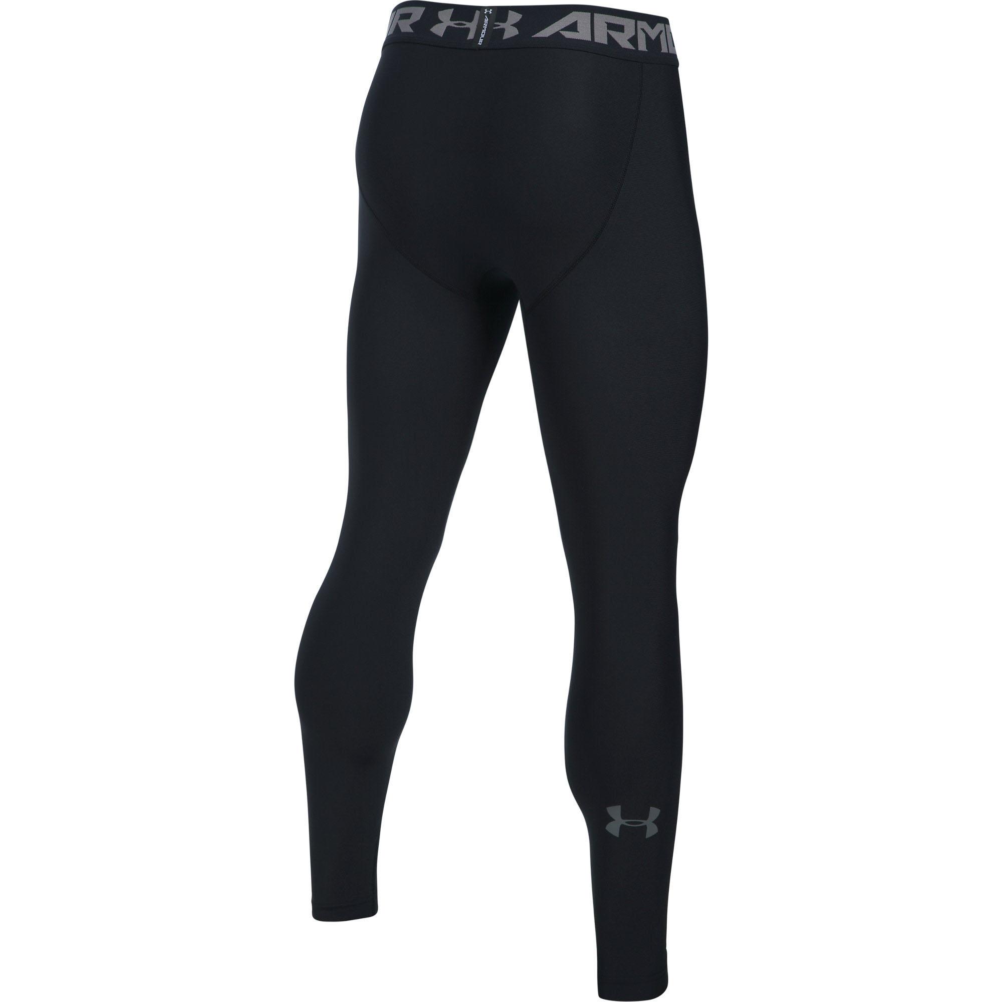 Under Armour HeatGear Armour 2.0 Pour Hommes Compression Sous-Vêtement Leggings