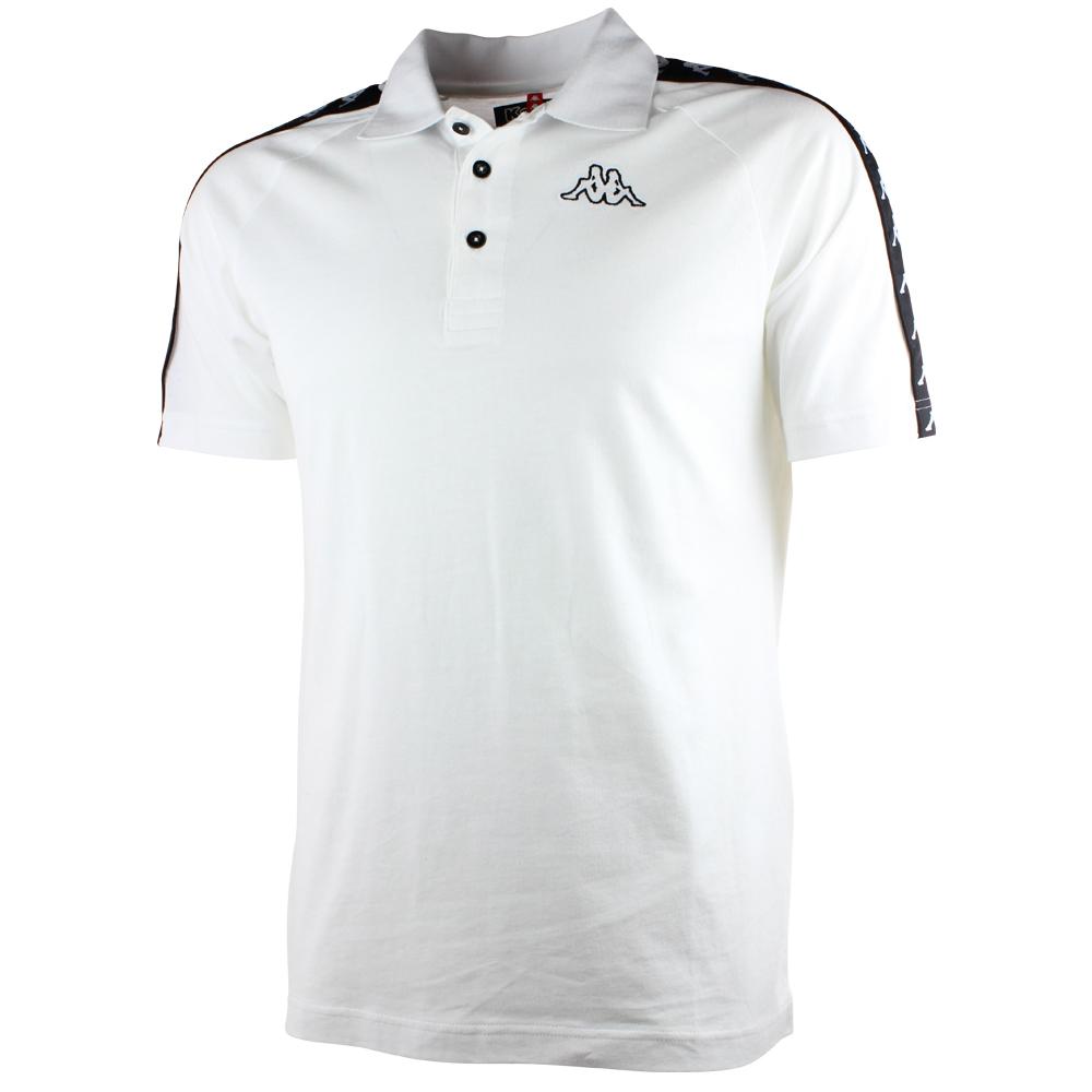 Kappa Banda Estrel Mens Short Sleeve Retro Polo Shirt Ebay