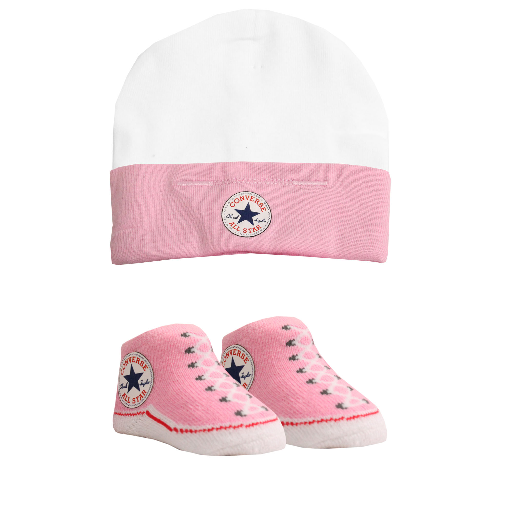 CONVERSE Baby Hat & Sock Set 0 6 Months