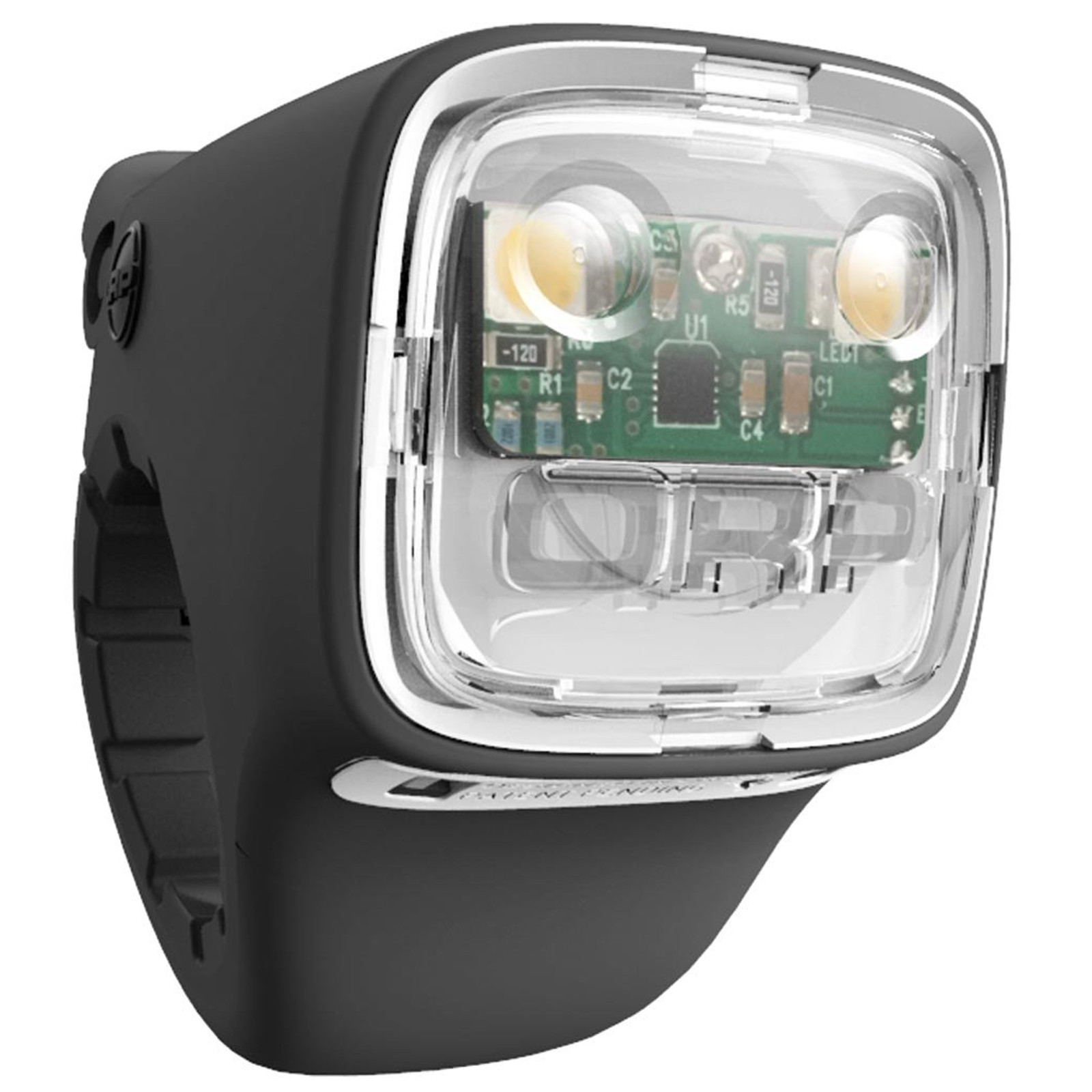 Orp Smart Bell Horn And Front Bike Light