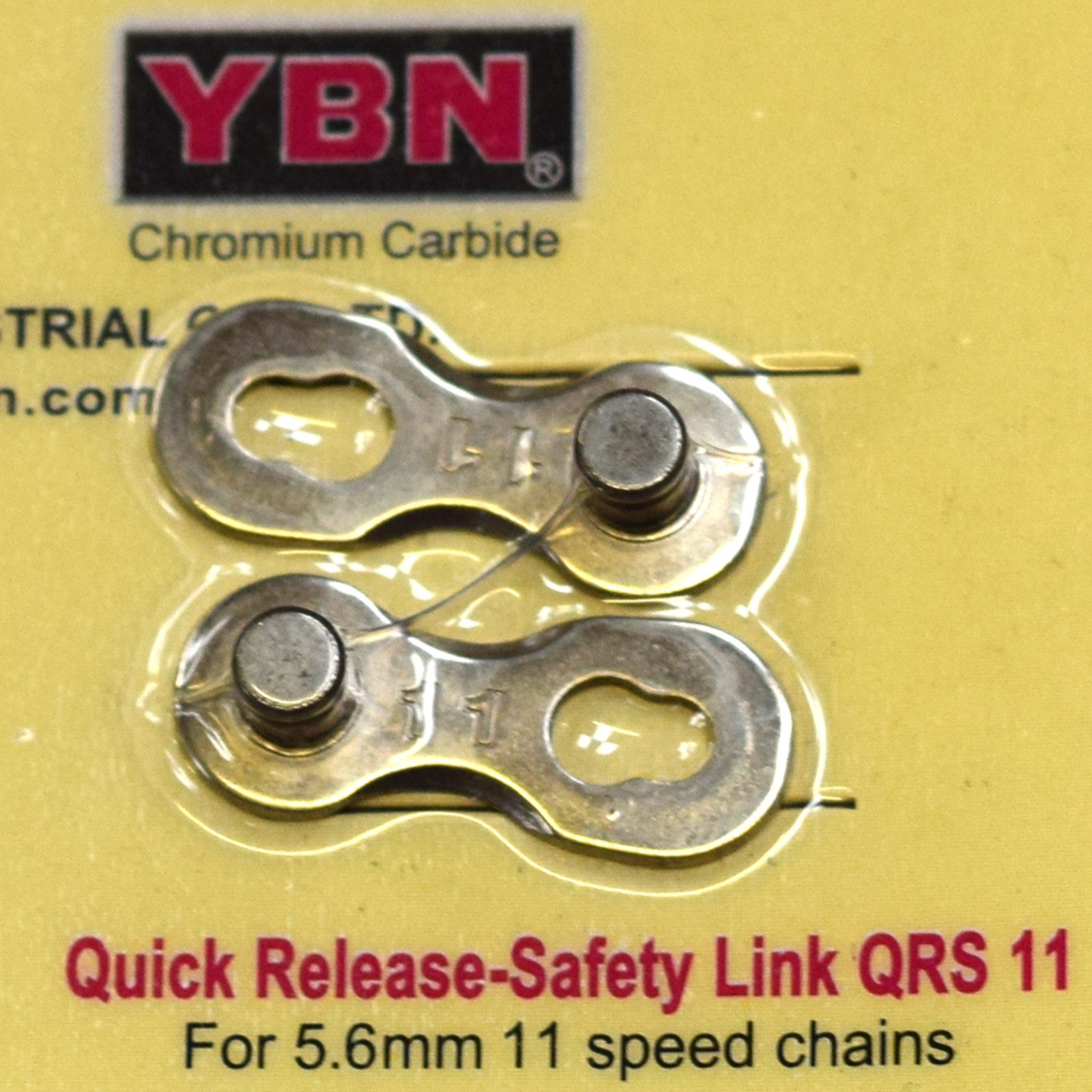 YBN 11 Speed Bike Chain Quick Split Links