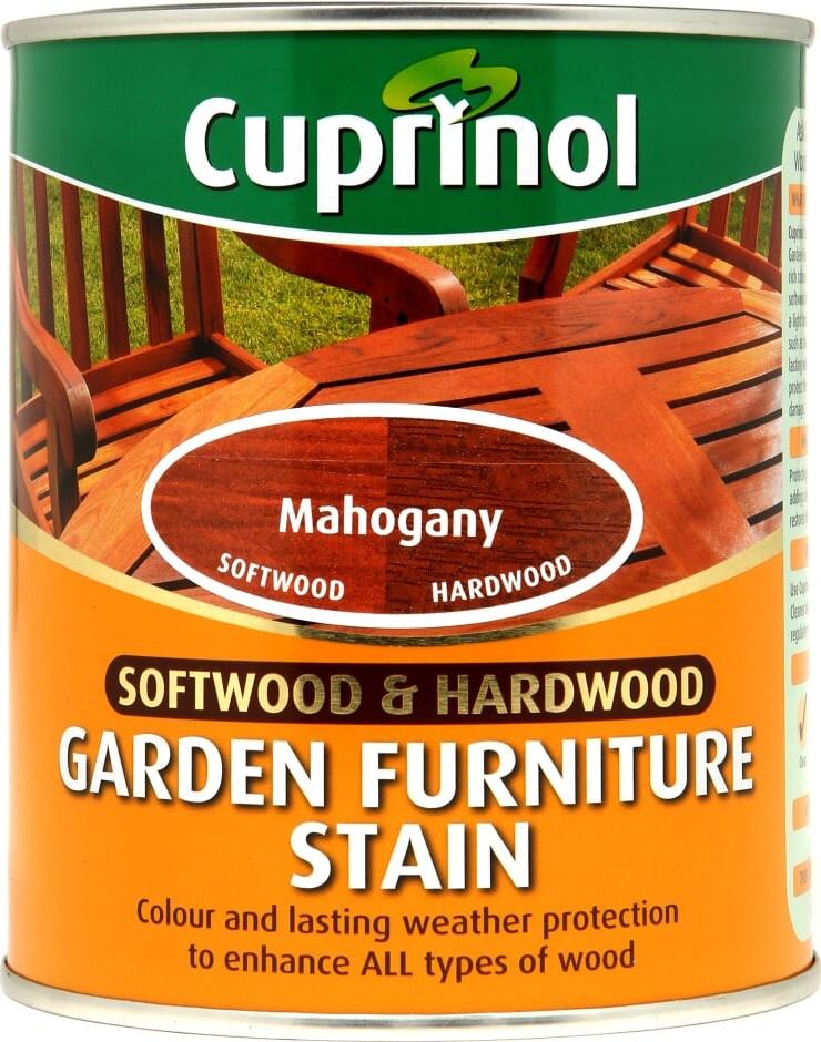 Cuprinol garden furniture stain soft and hardwood all colours 750ml ebay - Garden furniture colours ...