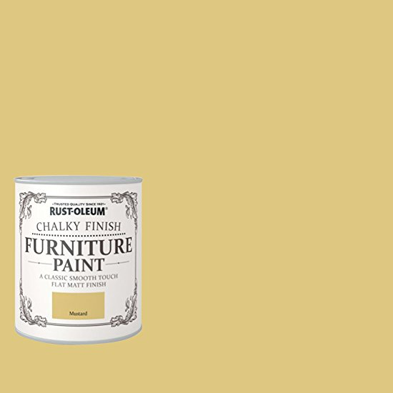 Rust Oleum Chalky Furniture Paint Coral