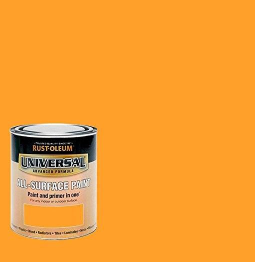 rust oleum universal all surface brush paint 750ml