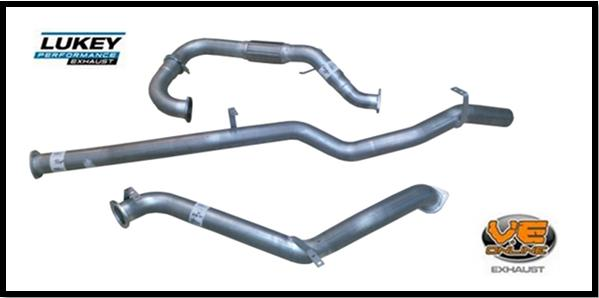 TOYOTA-LANDCRUISER-70-SERIES-UTE-4-5L-V8-TD-3-PIPE-ONLY-LUKEY-EXHAUST