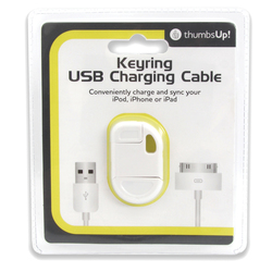 Iphone Keyring Usb Charging Cable