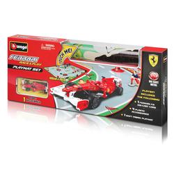 143 Ferrari Race & Play Playmat  F10 Vehicle
