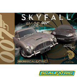 Micro Scalextric James Bond Skyfall